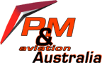P&M Aviation Logo